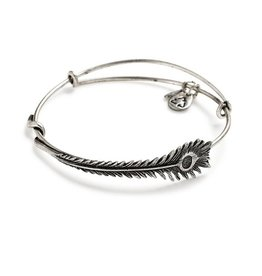Alex and Ani Peacock Feather, RS