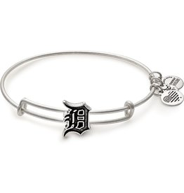Alex and Ani Detroit Tigers Slider Charm Bangle, RS