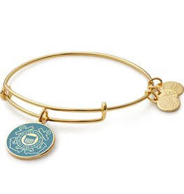 Alex and Ani US Coast Guard EWB, YG
