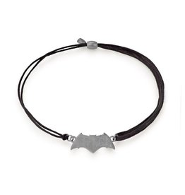 Alex and Ani Kindered Cord, Justice Leauge Batman Sterling Silver