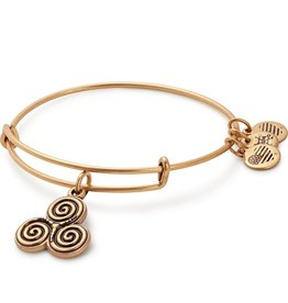 Alex and Ani Triskelion EWB, RG