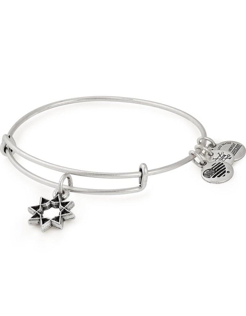 Alex and Ani 8-Point Star EWB, RS