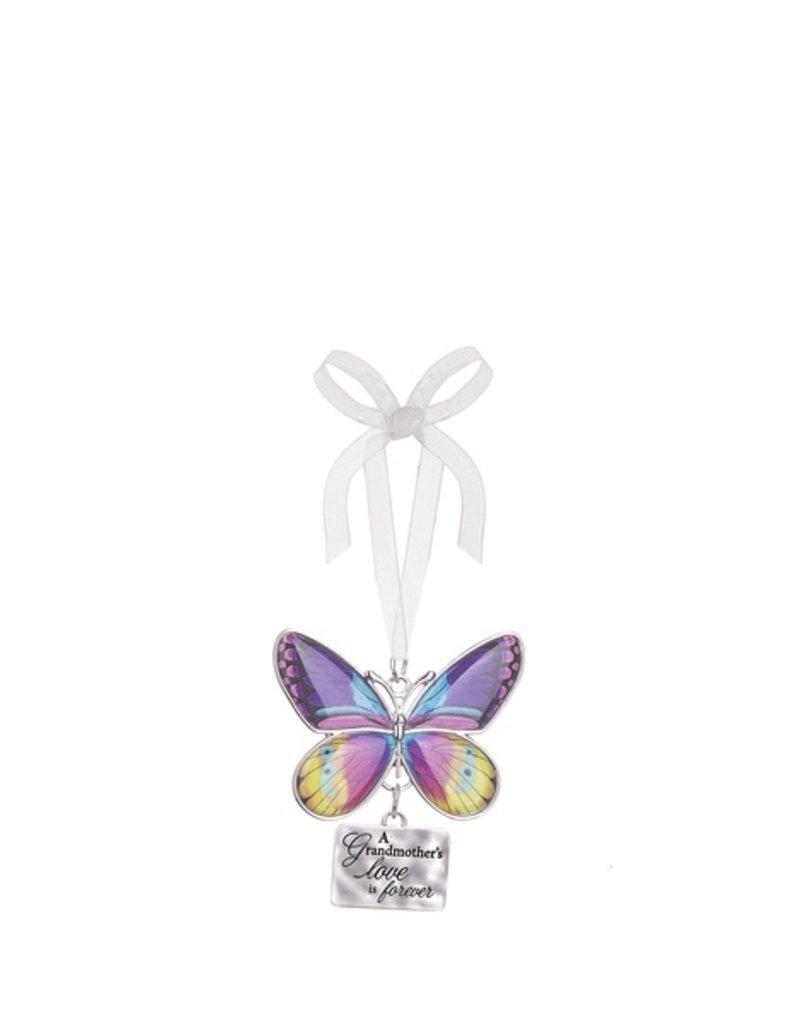 Ganz A Grandmother's Love Butterfly Ornament