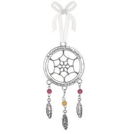 Ganz A Grandma Helps Inspire Ornament, Dreamcatcher