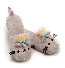 Gund Pusheenicorn Slippers, One Size