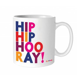 Quotable Cards Hip Hip Hooray! Mug