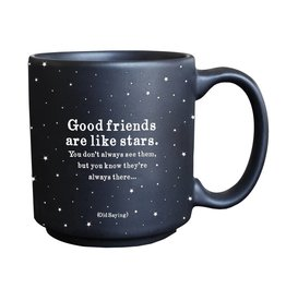 Quotable Cards Espresso Mug - Good Friends