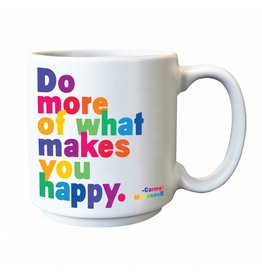 Quotable Cards Espresso Mug - Makes You Happy