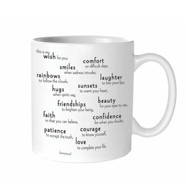 Quotable Cards My Wish For You Mug