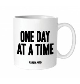 Quotable Cards One Day At A Time Mug