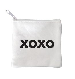 Quotable Cards Mini Pouch - XOXO