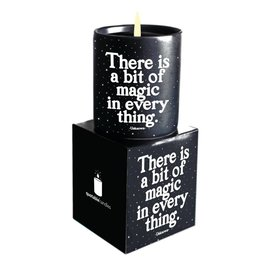 Quotable Cards Candle - A Bit of Magic