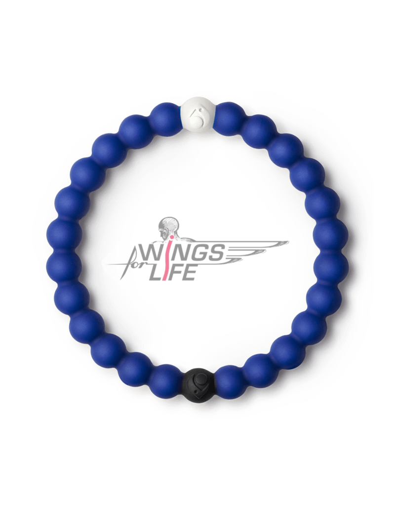 Lokai Wings for Life, Navy Blue