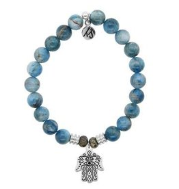 Tiffany Jazelle Core Collection Bracelet, Arctic Apatite, Hand of God