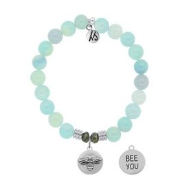 Tiffany Jazelle Core Collection, Aqua Agate, Bee You