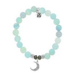 Tiffany Jazelle Core Collection, Aqua Agate, Friendship Stars