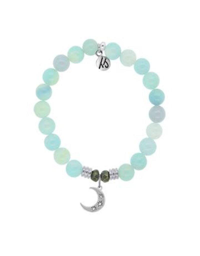 Tiffany Jazelle Core Collection, Aqua Agate, Friendship Stars