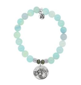 Tiffany Jazelle Core Collection, Aqua Agate, Mermaid