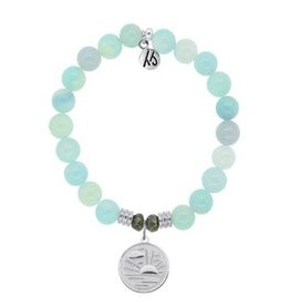 Tiffany Jazelle Core Collection, Aqua Agate, New Day