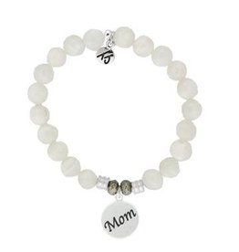 Tiffany Jazelle Core Collection, Endless Love, Mom - Moonstone
