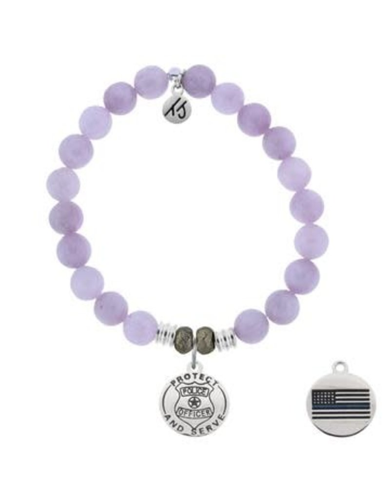 Tiffany Jazelle Core Collection, Kunzite, Police Officer