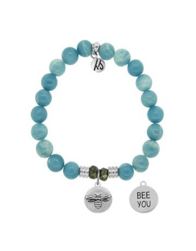 Tiffany Jazelle Core Collection, Sky Agate, Bee You
