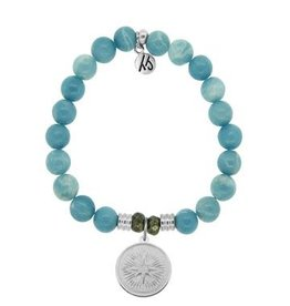 Tiffany Jazelle Core Collection, Sky Agate, Guidance