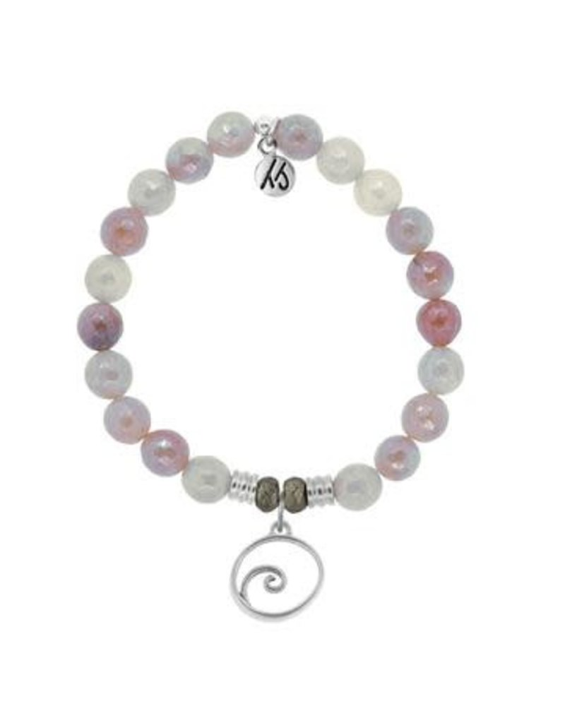 Tiffany Jazelle Core Collection, Sunstone Faceted, Wave