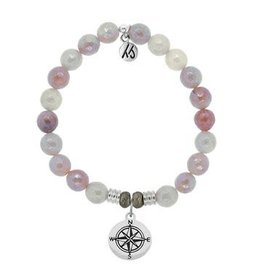 Tiffany Jazelle Core Collection, Sunstone Faceted, Compass