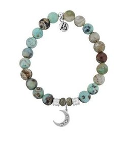 Tiffany Jazelle Core Collection, Turquoise Jasper, Friendship Stars