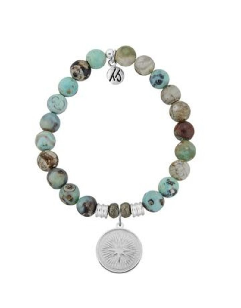 Tiffany Jazelle Core Collection, Turquoise Jasper, Guidance