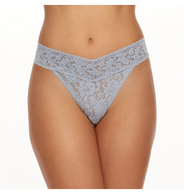 Hanky Panky Original Thong, Grey, o/s