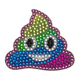 Sticker Beans Rainbow Poop