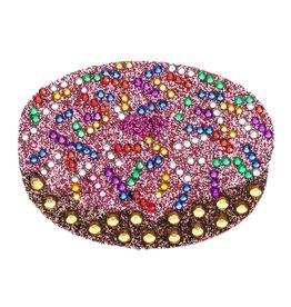 Sticker Beans Pink Donut