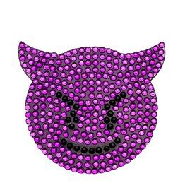 Sticker Beans Devil