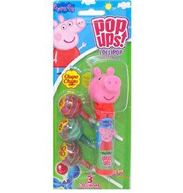 Flix Candy Peppa Pig Pop Ups Lollipop