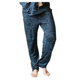 Hello Mello Carefree Threads Drawstring Lounge Pants, Charcoal