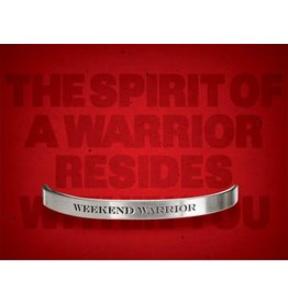 Whitney Howard Designs Weekend Warrior Quotable Cuff