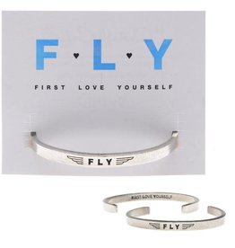 Whitney Howard Designs Fly Quotable Cuff