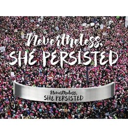 Whitney Howard Designs Nevertheless She Persisted Quotable Cuff