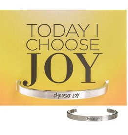 Whitney Howard Designs Choose Joy Quotable Cuff
