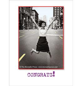 Borealis Press Congrats - Congrats!
