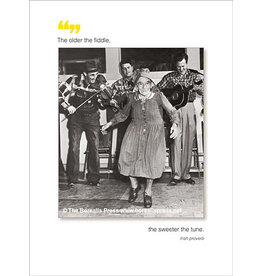 Borealis Press Bday - The Older the Fiddle...
