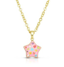 Lily Nily Puffed Star Pendant