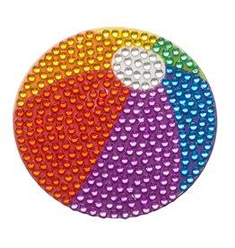 Sticker Beans Beachball