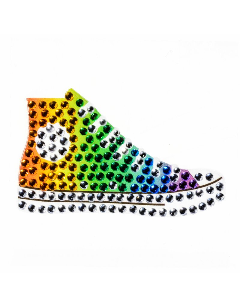 Sticker Beans Rainbow Sneaker