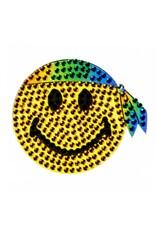Sticker Beans Hippie Smiley