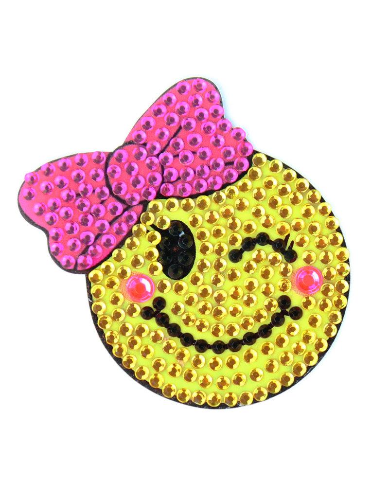 Sticker Beans Glamgirl