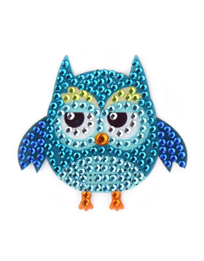 Sticker Beans Owl