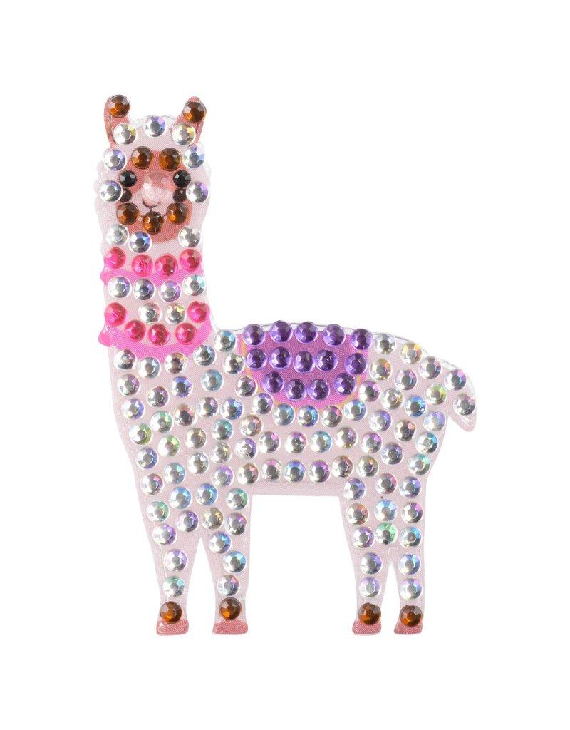 Sticker Beans Llama